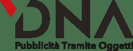 Logo DNA Pubblicità Tramite Oggetti